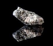 Κρύσταλλα Arsenopyrite Στοκ εικόνα με δικαίωμα ελεύθερης χρήσης