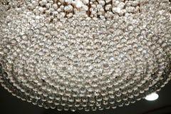 Κρύσταλλο κοu'φωμάτων φωτισμού στοκ φωτογραφία με δικαίωμα ελεύθερης χρήσης