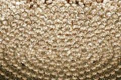 Κρύσταλλο κοu'φωμάτων φωτισμού στοκ φωτογραφίες