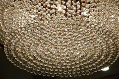 Κρύσταλλο κοu'φωμάτων φωτισμού στοκ εικόνες με δικαίωμα ελεύθερης χρήσης