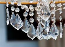 κρύσταλλο πολυελαίων Στοκ εικόνες με δικαίωμα ελεύθερης χρήσης