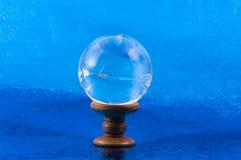 κρύσταλλο σφαιρών Στοκ φωτογραφία με δικαίωμα ελεύθερης χρήσης
