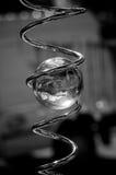κρύσταλλο σφαιρών Στοκ Φωτογραφίες