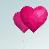 Κρύσταλλα αγάπης Στοκ φωτογραφία με δικαίωμα ελεύθερης χρήσης