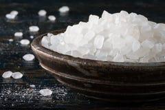 Κρύσταλλα ζάχαρης Στοκ φωτογραφίες με δικαίωμα ελεύθερης χρήσης