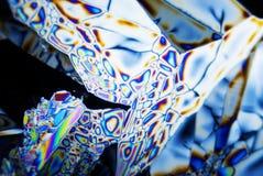Κρύσταλλα μικροϋπολογιστών Στοκ Εικόνα