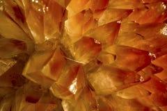 Κρύσταλλα Geode στοκ εικόνες με δικαίωμα ελεύθερης χρήσης