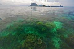 Κρύσταλλο - σαφή νερά Στοκ Φωτογραφίες