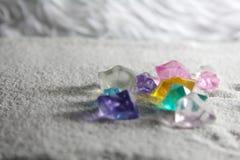 κρύσταλλο Στοκ Φωτογραφία
