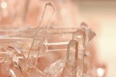 κρύσταλλο Στοκ φωτογραφίες με δικαίωμα ελεύθερης χρήσης