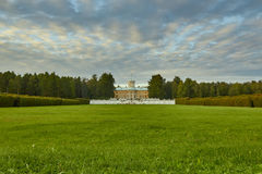 Κτήμα Arkhangelskoye, Ρωσία Στοκ Εικόνες