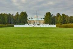 Κτήμα Arkhangelskoye, Ρωσία Στοκ Φωτογραφίες