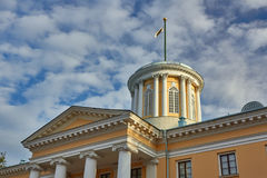Κτήμα Arkhangelskoye, Ρωσία Στοκ φωτογραφία με δικαίωμα ελεύθερης χρήσης