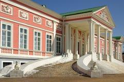 Κτήμα Kuskovo, Μόσχα Στοκ φωτογραφία με δικαίωμα ελεύθερης χρήσης