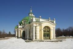 Κτήμα Kuskovo, Μόσχα Στοκ εικόνες με δικαίωμα ελεύθερης χρήσης