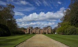 Κτήμα Norfolk Engand της Anne Boleyn's αιθουσών Blickling Στοκ φωτογραφία με δικαίωμα ελεύθερης χρήσης