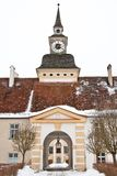 Κτήμα Schleissheim, Μόναχο, Μπάγερν, Γερμανία στοκ φωτογραφίες με δικαίωμα ελεύθερης χρήσης