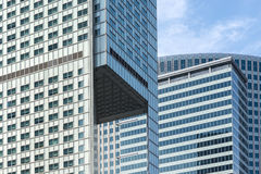 κτήρια αρχιτεκτονικής σύ&gamm Στοκ εικόνες με δικαίωμα ελεύθερης χρήσης