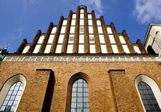 κτήρια Βαρσοβία Στοκ φωτογραφία με δικαίωμα ελεύθερης χρήσης