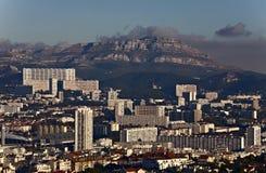 κτήρια Γαλλία Μασσαλία σύ&g Στοκ Φωτογραφίες