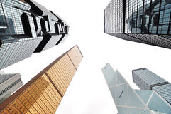 κτήρια εταιρικά Στοκ εικόνα με δικαίωμα ελεύθερης χρήσης