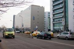 κτήρια εταιρικά Στοκ φωτογραφίες με δικαίωμα ελεύθερης χρήσης