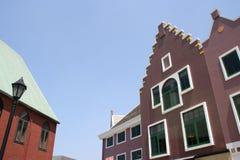 κτήρια ευρωπαϊκό Ναγκασάκ Στοκ Εικόνα