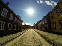 κτήρια ζωηρόχρωμα Στοκ φωτογραφίες με δικαίωμα ελεύθερης χρήσης
