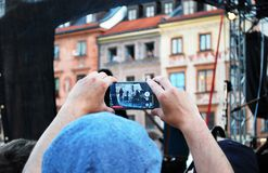 κτήρια ιστορικά Στοκ εικόνα με δικαίωμα ελεύθερης χρήσης