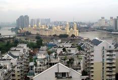 κτήρια Κίνα στοκ εικόνες με δικαίωμα ελεύθερης χρήσης