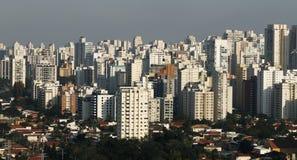 Κτήρια και σπίτια, Σάο Πάολο στοκ εικόνα με δικαίωμα ελεύθερης χρήσης
