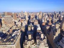 κτήρια Νέα Υόρκη στοκ φωτογραφίες