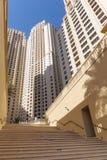 κτήρια Ντουμπάι σύγχρονο Στοκ Εικόνες