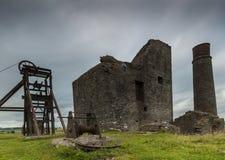 Κτήρια ορυχείου κισσών Στοκ Φωτογραφίες