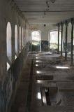 κτήρια που καταστρέφοντα& Στοκ φωτογραφία με δικαίωμα ελεύθερης χρήσης