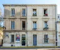 Κτήρια σε Arles Στοκ Εικόνες