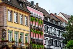 Κτήρια σε Offenburg στοκ φωτογραφίες
