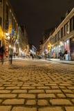 Κτήρια στην παλαιά πόλη Μόντρεαλ Στοκ εικόνες με δικαίωμα ελεύθερης χρήσης