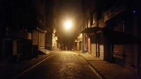 Κτήρια στη Ιστανμπούλ απόθεμα βίντεο