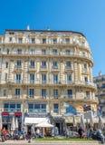 Κτήρια στη Μασσαλία Στοκ Φωτογραφίες