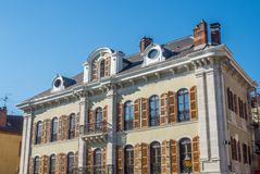 Κτήρια στο Annecy, Γαλλία Στοκ Φωτογραφίες