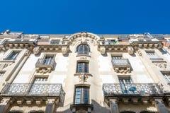 Κτήρια στο Annecy, Γαλλία Στοκ εικόνα με δικαίωμα ελεύθερης χρήσης