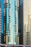 κτήρια σύγχρονα Ντουμπάι Στοκ Φωτογραφίες