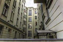 κτήρια σύγχρονα Στοκ Εικόνα