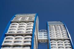 κτήρια σύγχρονα Στοκ φωτογραφίες με δικαίωμα ελεύθερης χρήσης