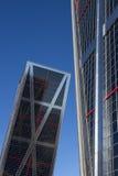 κτήρια σύγχρονα Στοκ Εικόνες