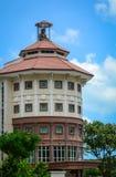 κτήρια σύγχρονη Σινγκαπούρη Στοκ εικόνα με δικαίωμα ελεύθερης χρήσης