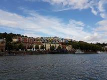 Κτήρια της Νίκαιας Στοκ Φωτογραφίες
