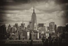 Κτήρια της πόλης της Νέας Υόρκης Στοκ Φωτογραφίες