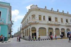 Κτήρια της Σάντα Κλάρα στοκ φωτογραφία με δικαίωμα ελεύθερης χρήσης